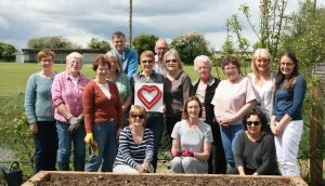 irish heart foundation raheen family resource centre catering service